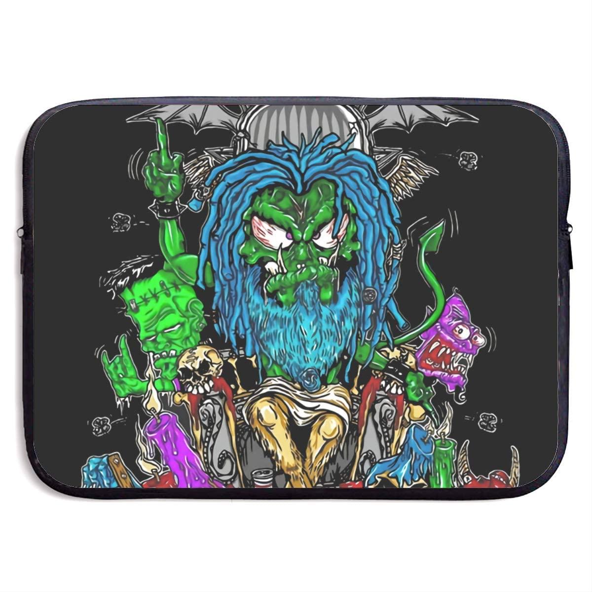 Rob Zombie Laptop Bag, Laptop Case, Briefcase Messenger Shoulder Bag for Men Women