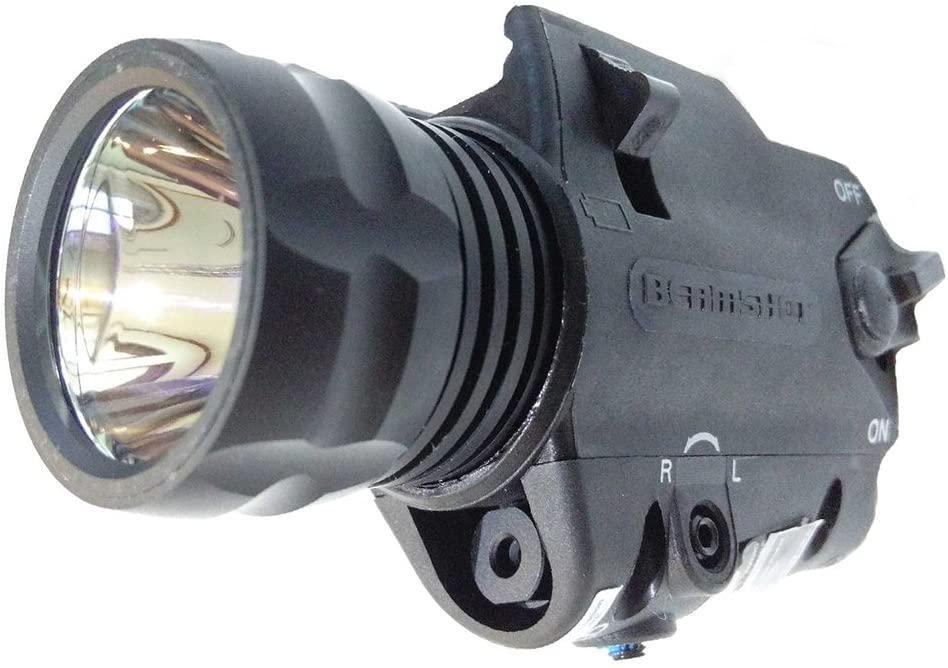 Beamshot LLC-G LED Laser Sight Combo for Pistol Flashlight, Green