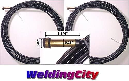 WeldingCity 2-pk Wire Liner 42-3035-25 (0.030