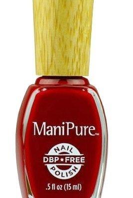 ManiPure: Sex - - Non-Toxic Vegan Pregnancy Safe Nail Polish - Big 3 Free