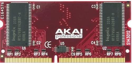 Akai Professional EXM128 | 128MB Memory Upgrade For MPC500, MPC1000, MPC2500 Drum Machines