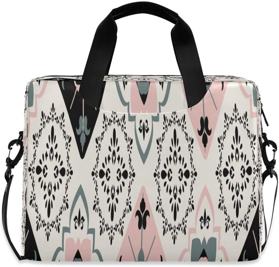 Laptop Bag Briefcase Shoulder Bag - African Tribal Totem 15.6 Inch Tote Bag Laptop Messenger Shoulder Bag Case Notebook Bag, Great to Business, University
