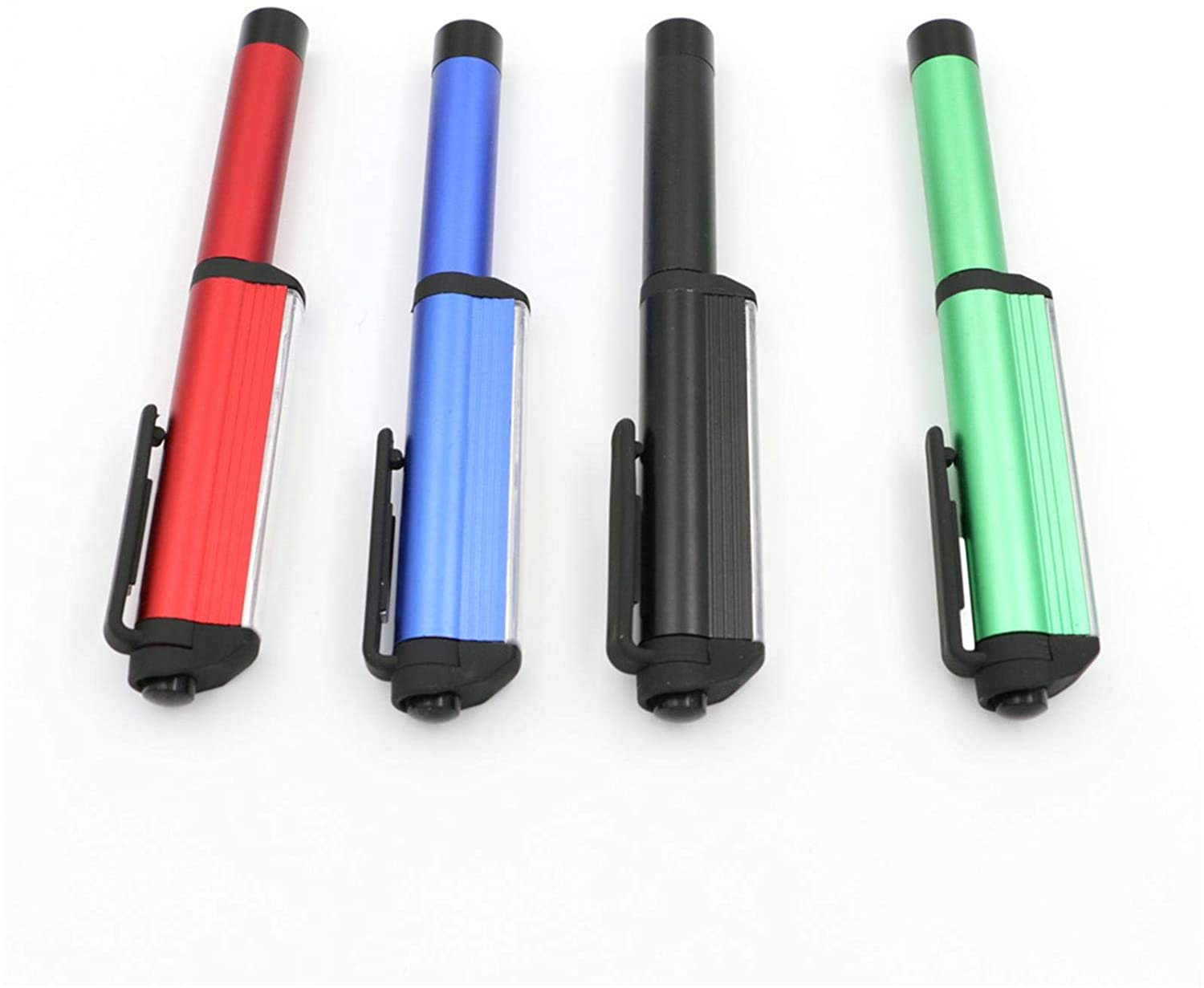 4 PCS LED Penlight,Pocket Pen Flashlight Perfect For Inspection,Work,Repair,Camping(Water-Resistant)