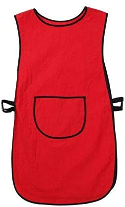 Salon Hair Cut Capes Hairdresser Barbers Apron Hairdressing Clothes Wrap (Color : Red)