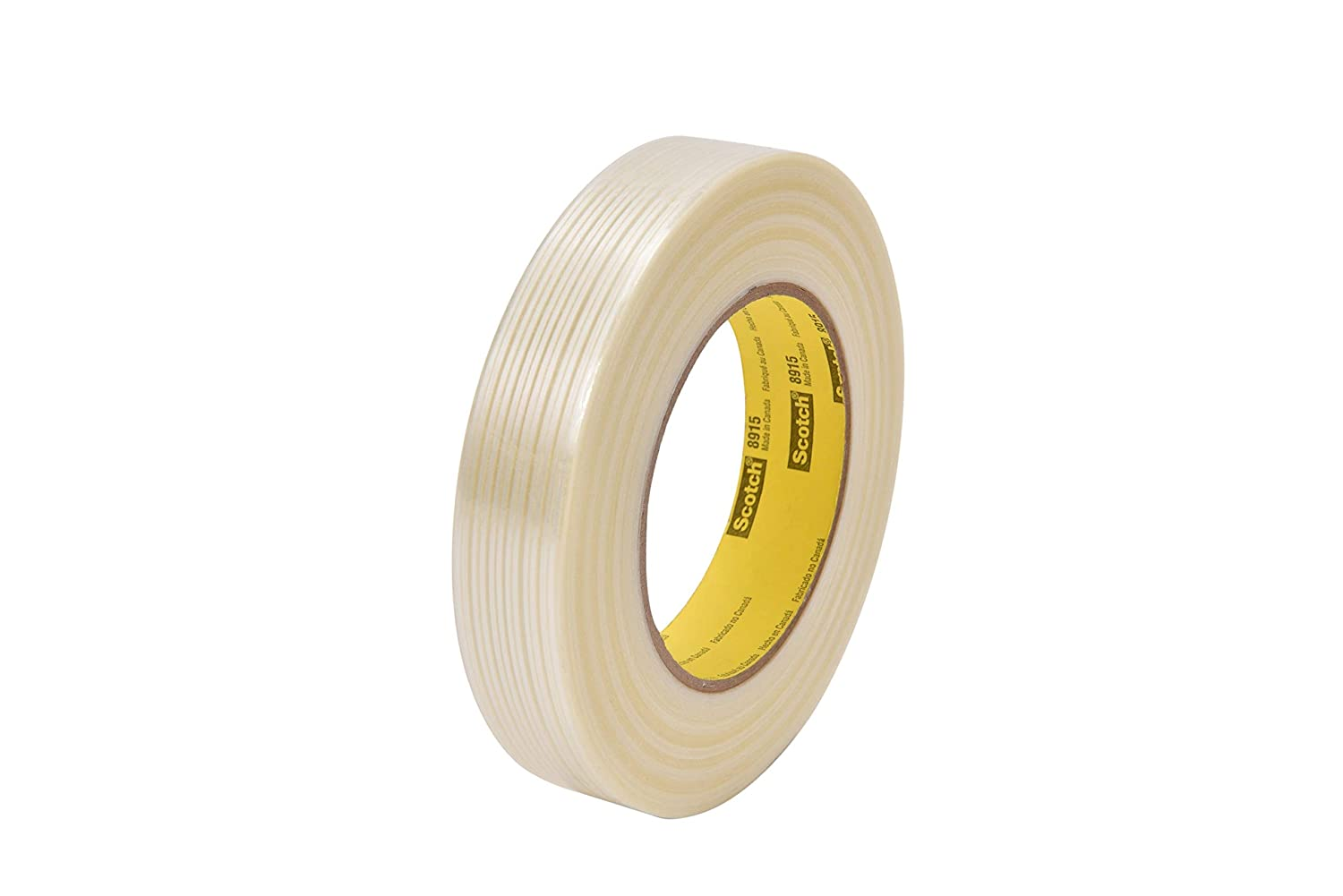 Filament Tape 8915 Clean Removal, 12 mm x 55 m