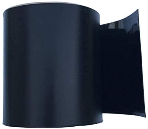 Xi chen Waterproof Leakproof Seal Repair Tape,DIY Packaging Heat-Resistant High Temperature Insulating Tapes Black 6.22