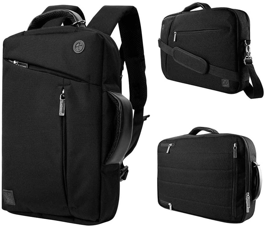17 Inch Laptop Backpack 3 in 1 Shoulder Bag for Dell Alienware Area 51m 17.3