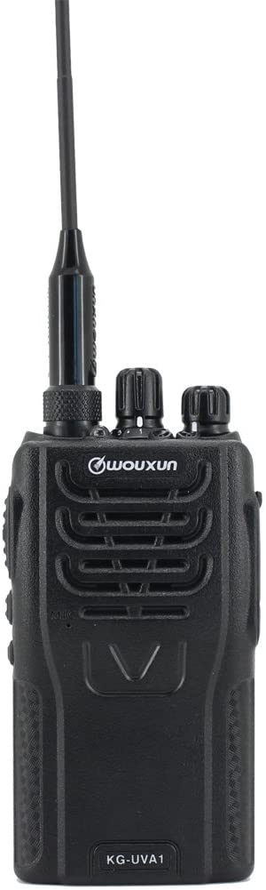 Wouxun KG-UVA1 16 Channels Dual Band Two Way Radio