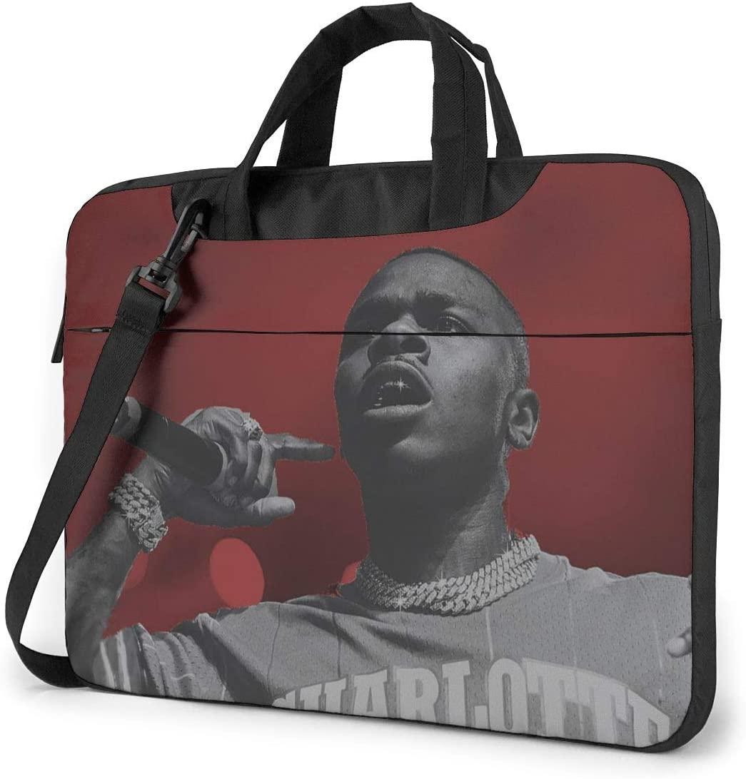 N/C Usher Waterproof Laptop Shoulder Messenger Bag, Computer Protective Case, Briefcase, Unisex, Exquisite Style.15.6 Inch