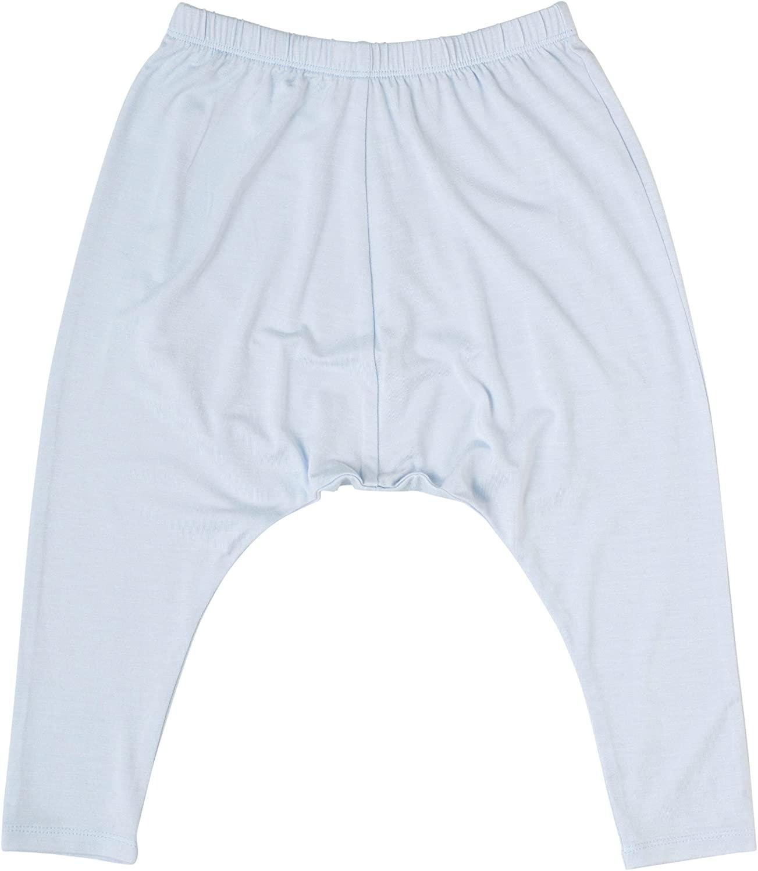 Bamboo Harem Pants - Blue