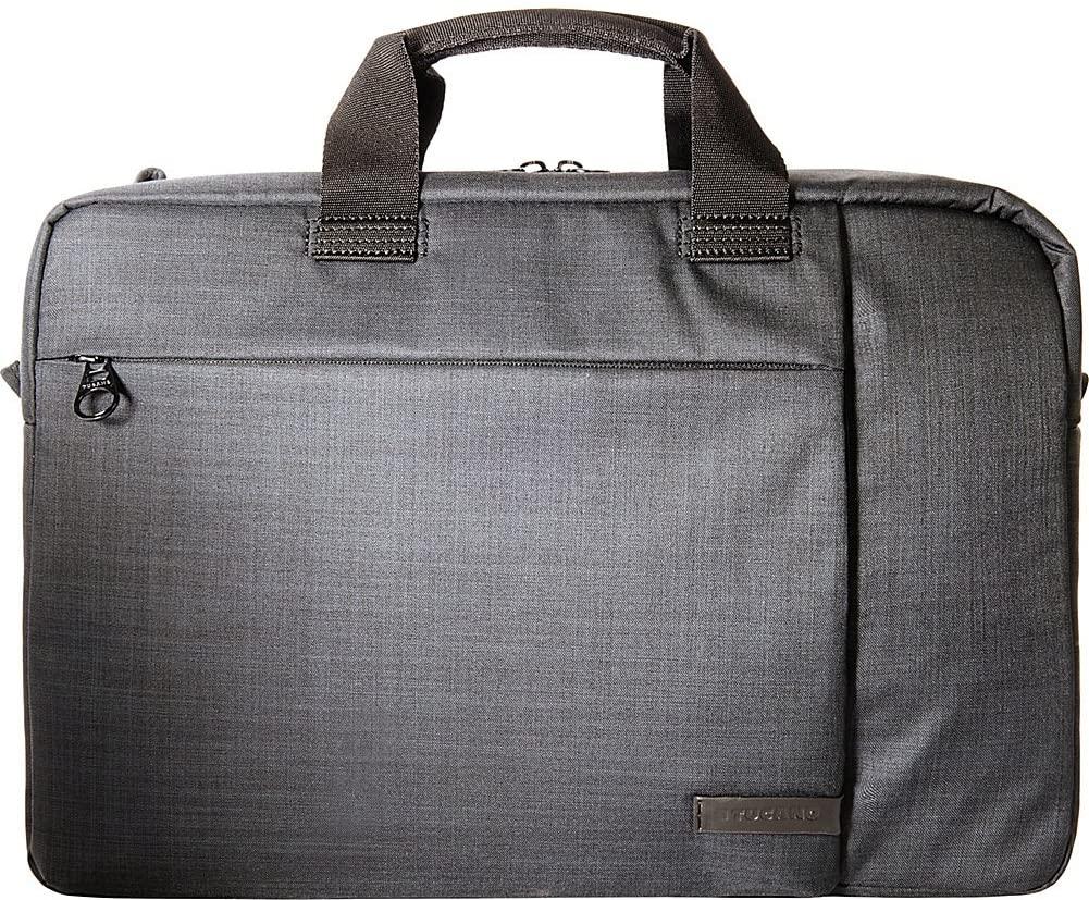 Tucano Svolta Double Convertible Bag 15.6 Laptop Case (Black)