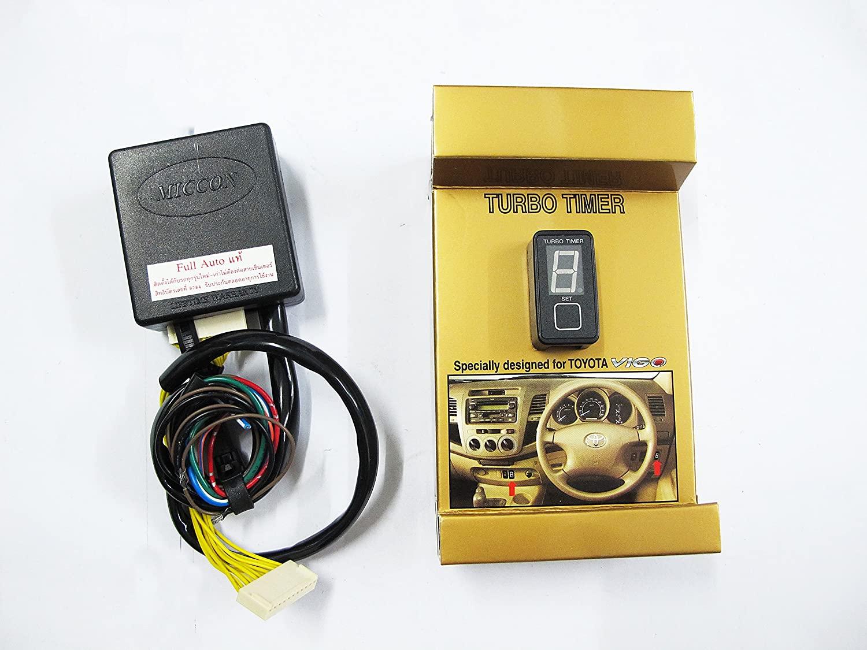 Toyota Hilux Vigo Mk6 Sr5 2005-2014 2006 2007 Pick up New Full Auto Turbo Timer