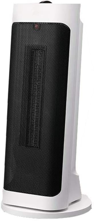 ZMXZMQ Ceramic Tower Heater, Quiet 2000W Space Heater, 2 Heat Settings, Overheat & Tip-Over Protection for Indoor Use