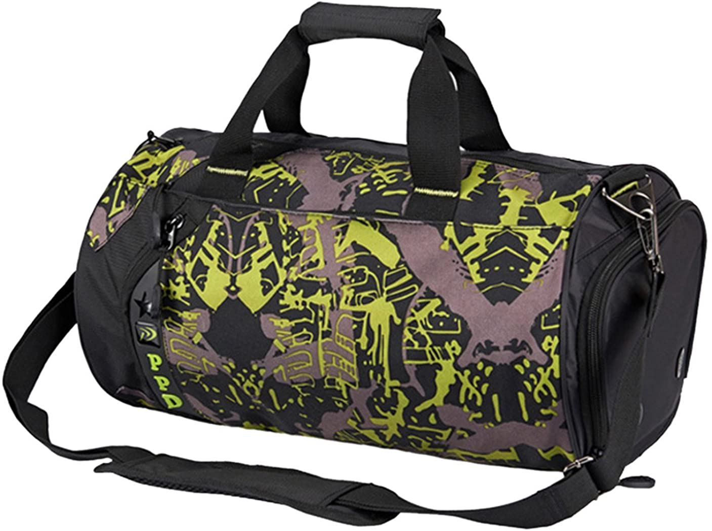 PPD Sporty Gear Duffel Bags Lightweight Durable Gym Bag