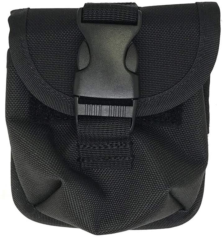 XUBA Scu/ba Diving Spare Weight Belt Pocket with Quick Release Buckle