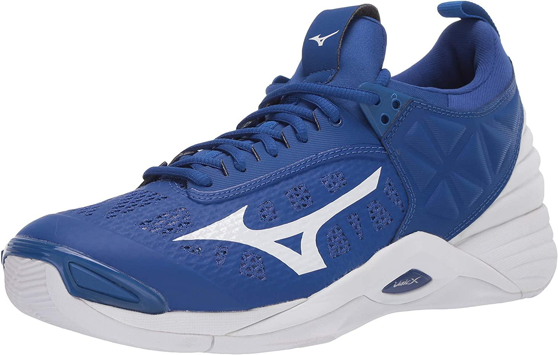 Mizuno Men's Wave Momentum Indoor Court Shoe