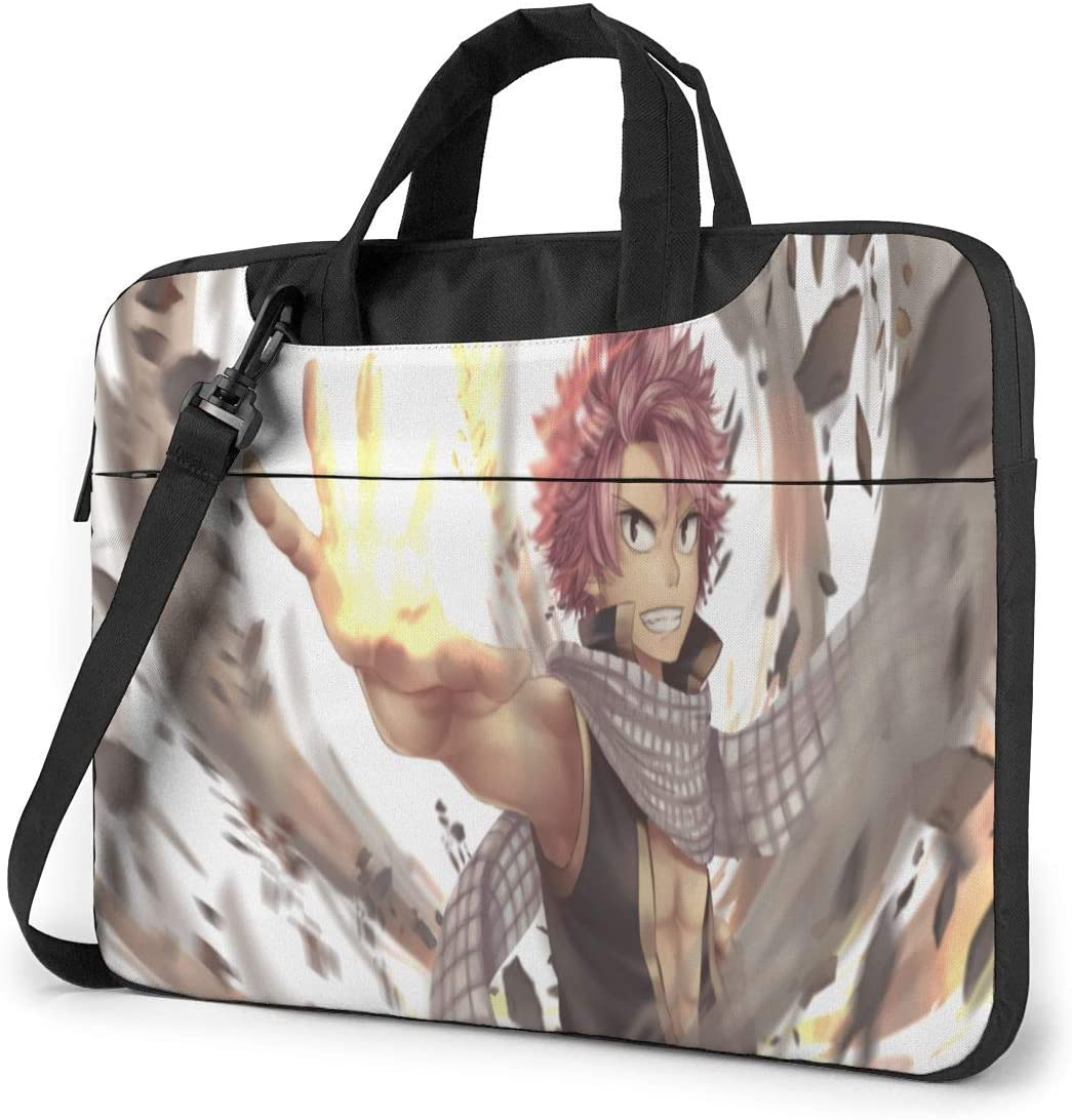 Jianglamghi Fairy Tail Stylish Customized Laptop Bag, Portable Shoulder Bag, Crossbody Bag and Briefcase (3 Sizes)