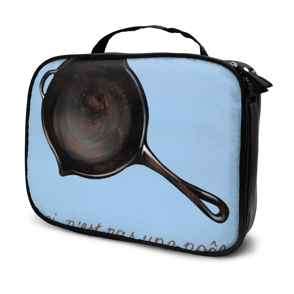 Makeup Bag Cosmetic Pouch PlayerUnknown This Is Not A Pan Multi-Functional Bag Travel Kit