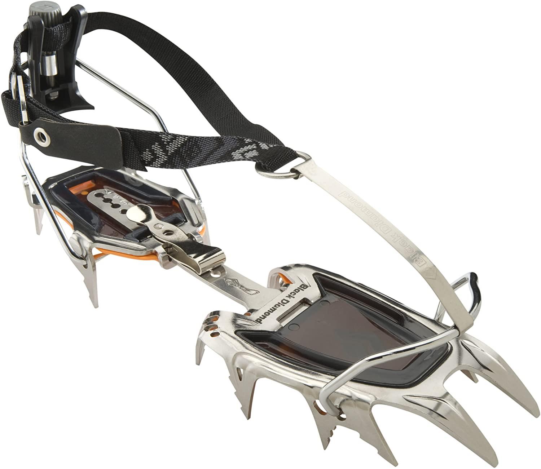 Black Diamond Sabretooth Pro Crampon, Polished