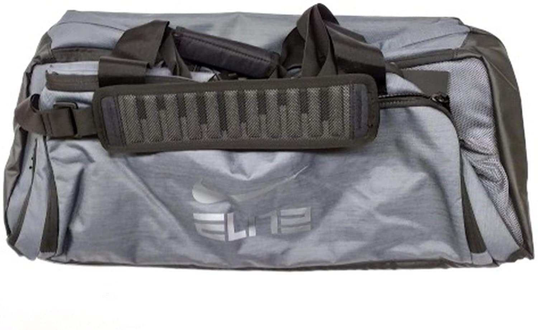 Nike Hoops Elite Air Max Duffel Bag BA5553-021 Gray