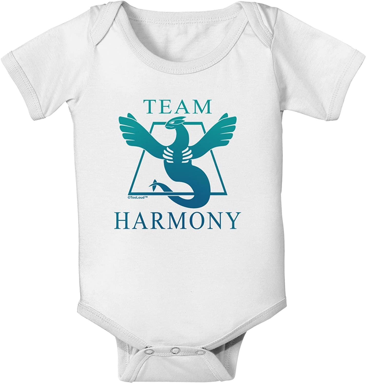 TOOLOUD Team Harmony Baby Romper Bodysuit