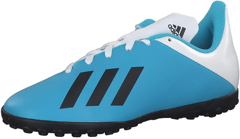 adidas Boys Soccer Shoes Turf Cleats Futsal Children Football X 19.4 New (EU 33.5 - UK 1.5 - US 2)