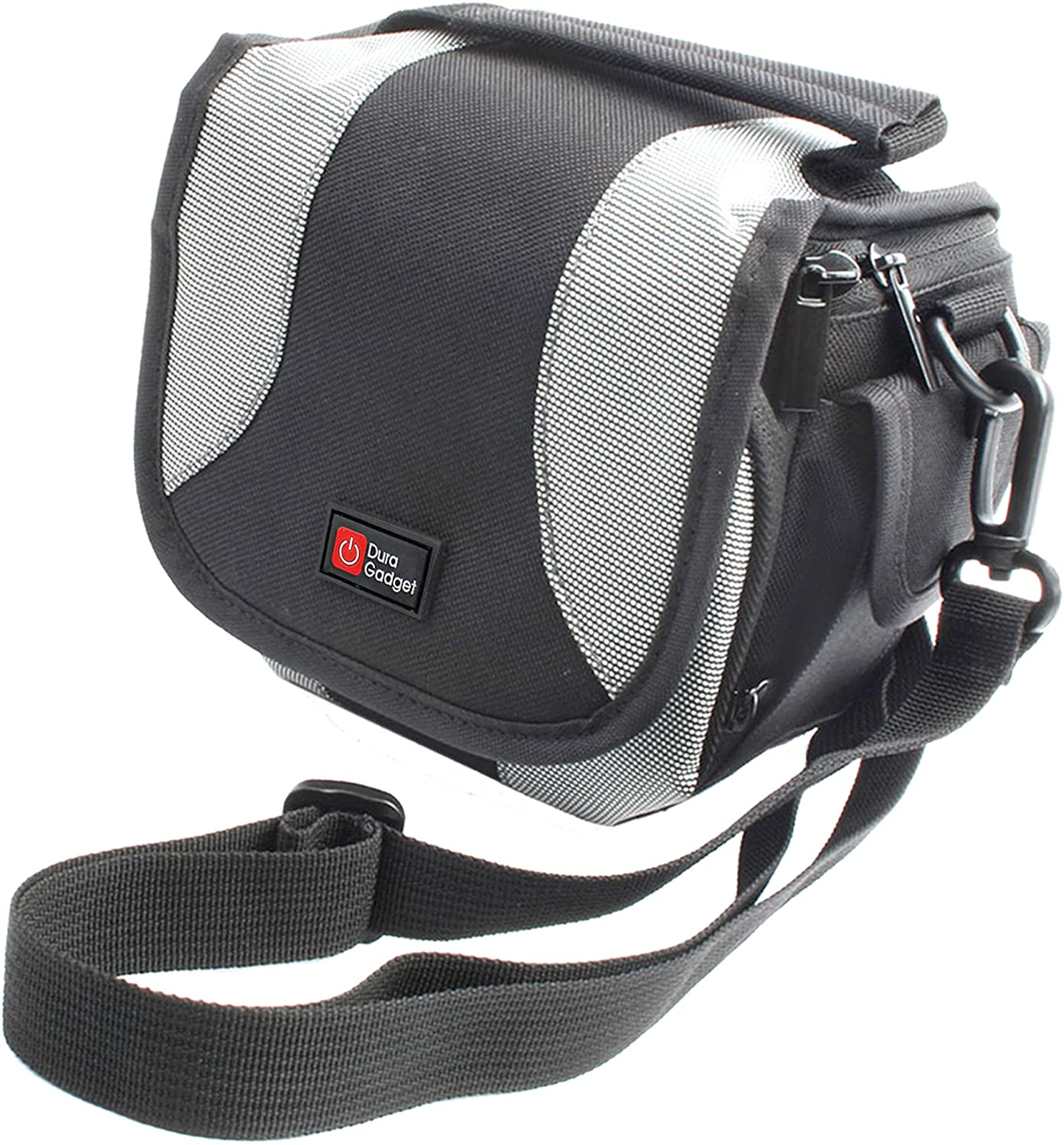 DURAGADGET Portable Carry Case w/Padded Interior & Shoulder Strap - Compatible with Garmin Virb 360
