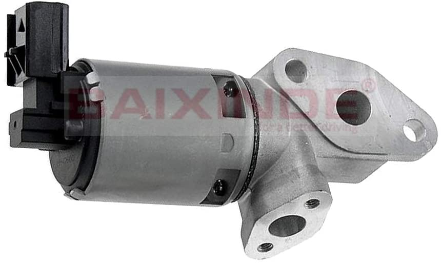 BAIXINDE EGR Valve Exhaust Gas Recirculation Replaces 04593896AB Compatible with Chrysler Dodge Grand Caravan Jeep Wrangler