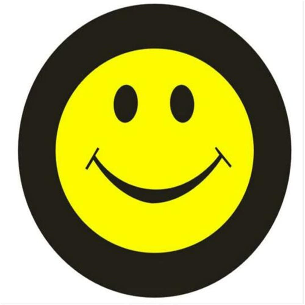 Ken Pure Black with Smile Logo 14