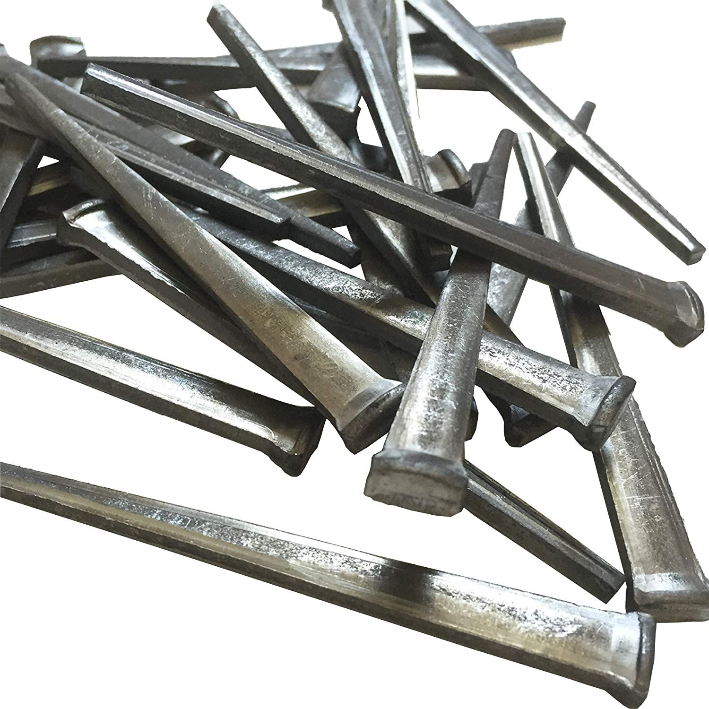 1 lb - 2 CUT COMMON NAILS - Antique Historic Reproduction Nails - 1 LB