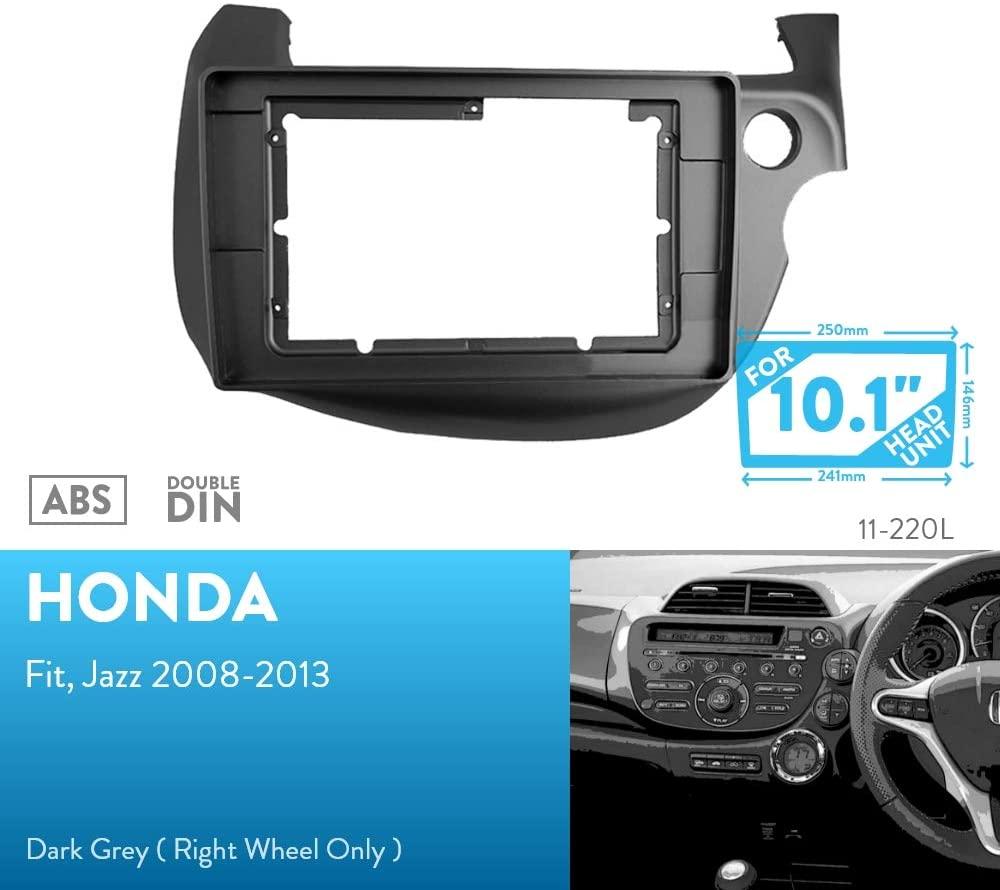 UGAR 11-220L Trim Fascia Installation Mounting Kit for Honda Fit, Jazz 2008-2013