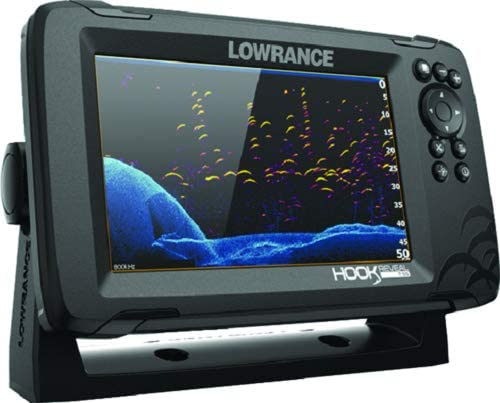Lowrance Hook Reveal 7x Splitshot 000-15514-001