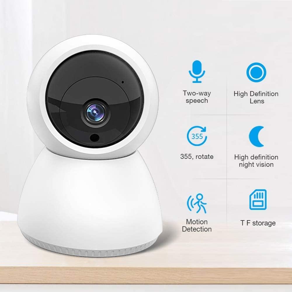 WiFi Camera 1080p Ptz Home Security Wireless CCTV Camera Audio Record Surveillance Baby Monitor Mini IP Indoor Camera