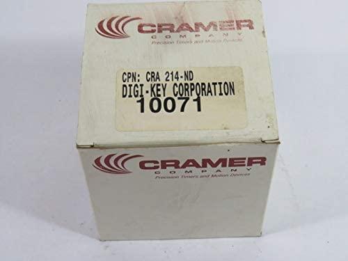 CRAMER 10071 ELECTROMECHANICAL MOTOR TIMER