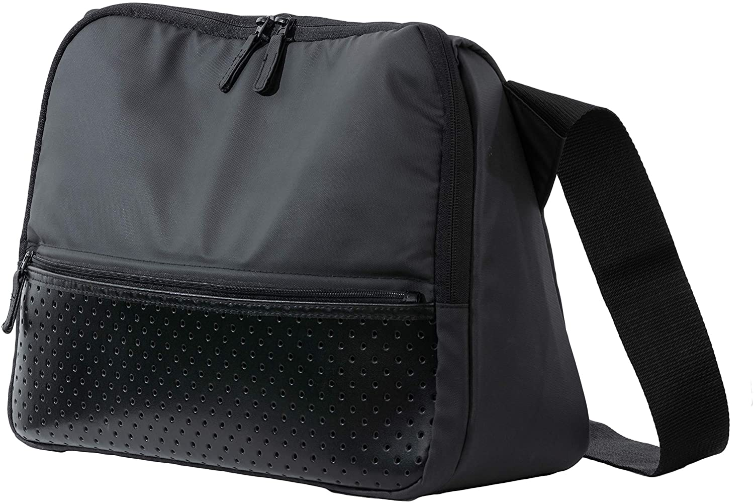 Triangle Commuter Laptop Messenger Bag - Stand Up and Hands-Free - Fits Macbook Pro Up to 15.6