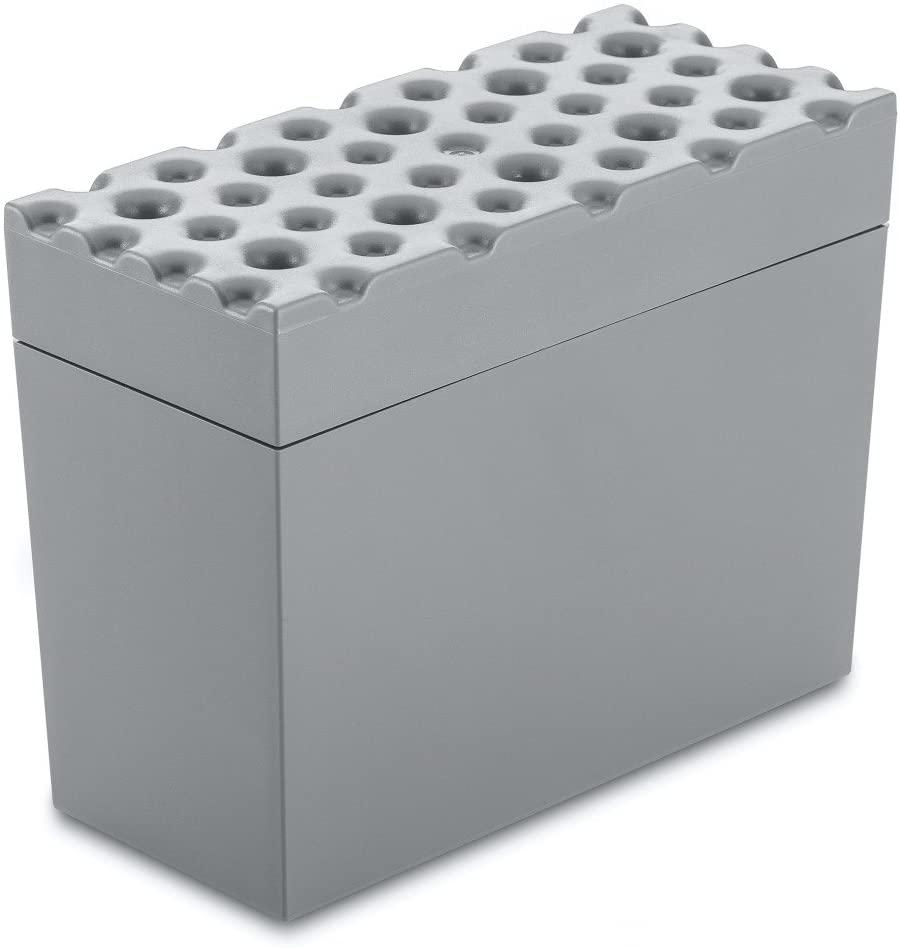 Koziol Brod Cracker Box, One Size, Cool Grey