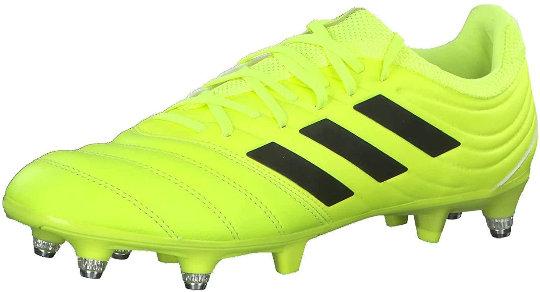 adidas Mens Football Shoes Predator 19.3 Soft Ground Soccer Cleats Boots (46 2/3 EU - 11.5 UK - 12 US)