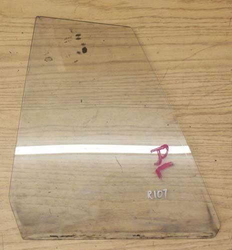 Door Quarter Glass Rear Left C107