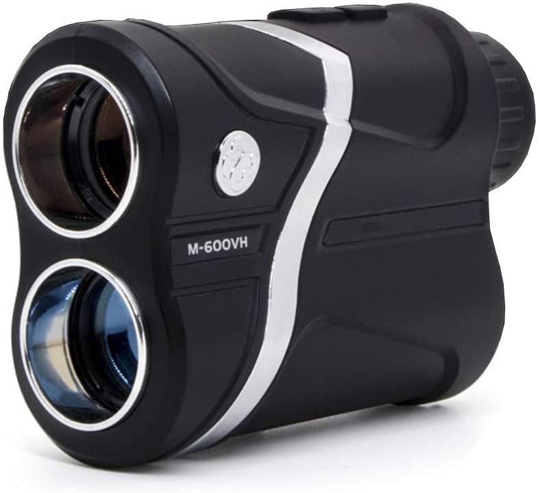 Golf Range Finder, Laser Ranging Telescope - Distance Measurement/Height Measurement/Angle Measurement/Speed Measurement, Rotating Focus,1000meters