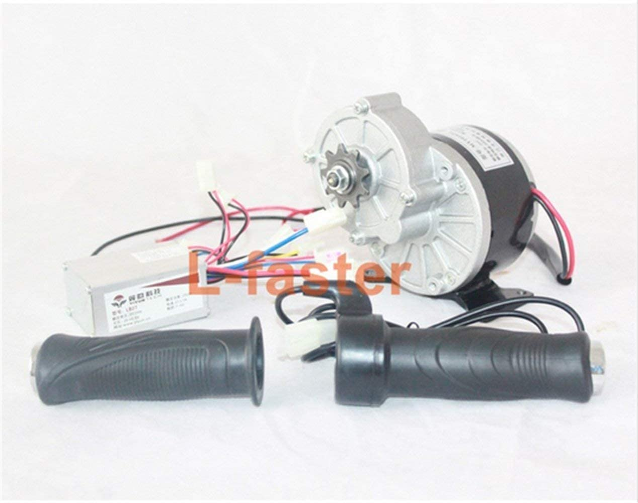 scooter 24V 250W Electric DC Motor + Controller + Throttle Electric Bike Brush Motor Conversion Kit Electric Motor kit