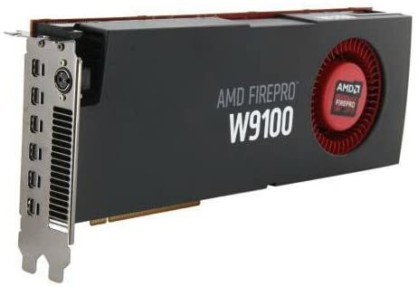 Sapphire 100-505725 FirePro W9100 Graphic Card - 930 MHz Core - 16 GB GDDR5 SDRAM - PCI Express 3.0 x16 - Full-Length/Full-Height