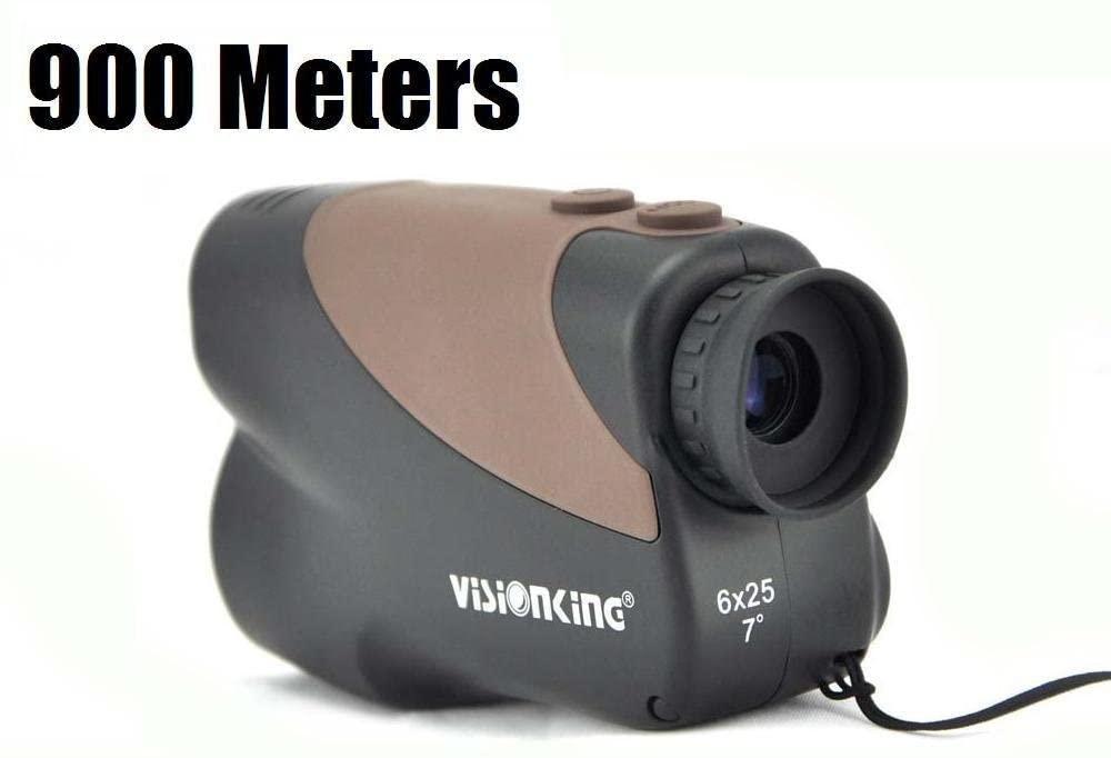 Visionking Range Finder 6x25 Laser Rangefinder for Hunting Golf Telescope 900 m & 1000 Yards