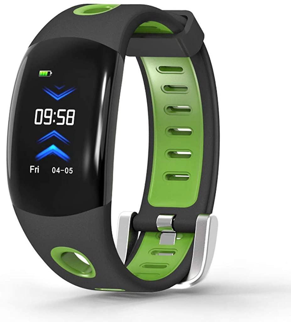 Smart Bracelet Health Surveillance, Smart Reminder Multifunction Sports 3D Color Screen Bracelet Smart Watch