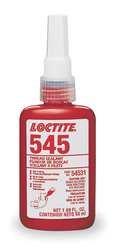Loctite 545 Thread Sealant, 50 mL Bottle, Purple