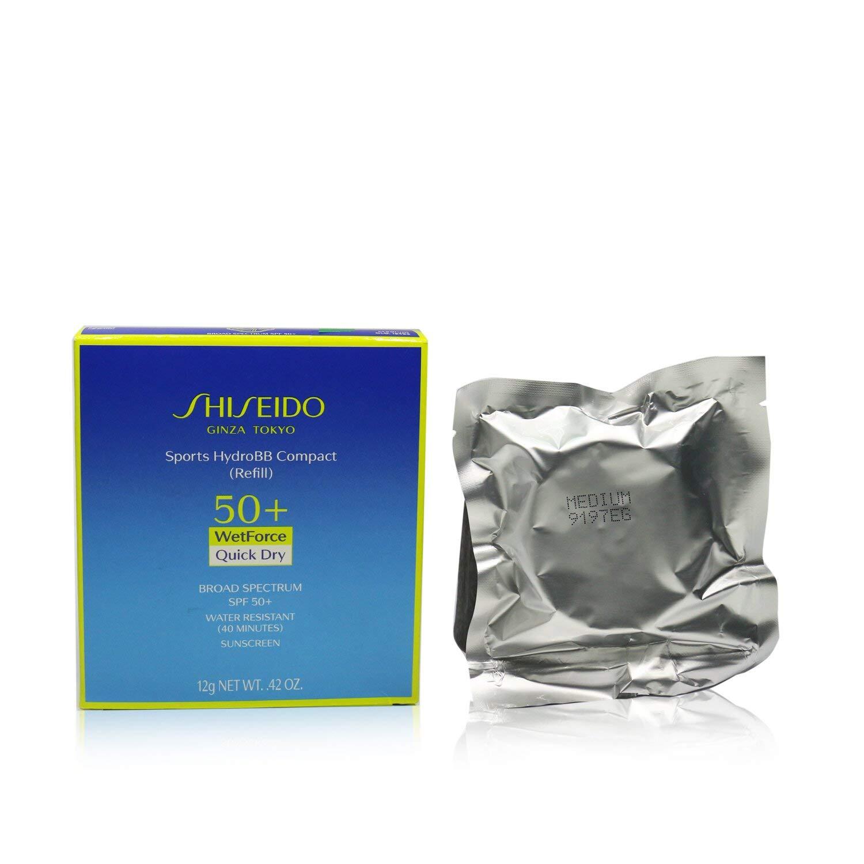 Shiseido Sports HydroBB Compact SPF 50+ / Refill Only (MEDIUM)
