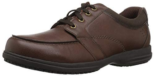 Nunn Bush Mens Stefan Food Service Shoe Oxford