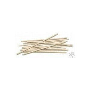 Nail Supply Orange Wood Stick Cuticle Pusher Manicure Lot of 144, 4 Ounce