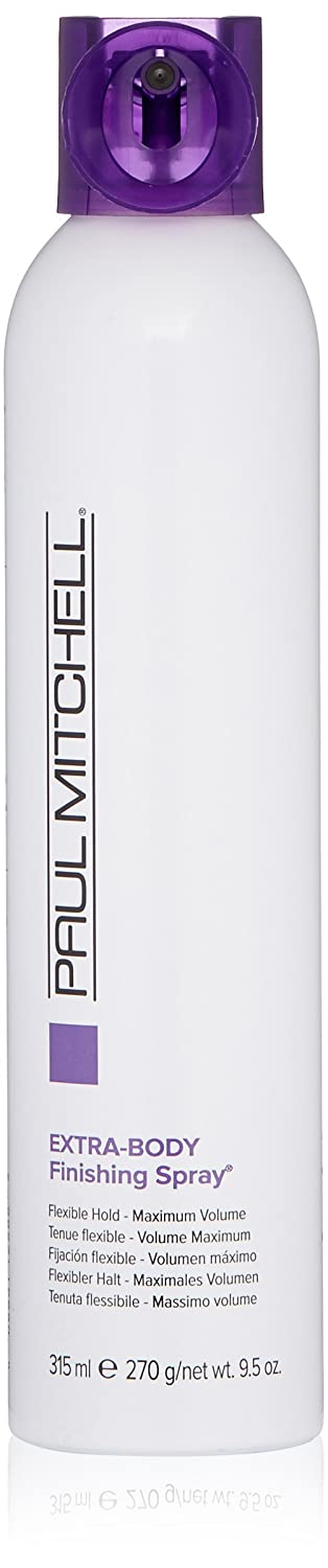 Paul Mitchell Extra Body Finishing Spray, 9.5 oz