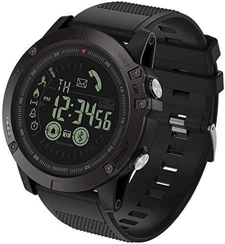 HOMRanger Fitness Tracker, Step Counter, GPS Motion Tracker, Sleep Monitoring, Waterproof IP67 Smart Sports Watch