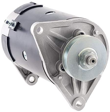 Rareelectrical NEW 25 AMP 12 VOLT GENERATOR MOTOR COMPATIBLE WITH JOHN DEERE UTV GATOR TX TURF 1018294-01